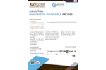 TCR Tecora - Isokinetic Dividable Probes - Brochure
