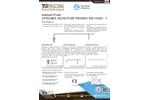 TCR Tecora - Model EN13284 - Isokinetic Monotube Probes - Brochure
