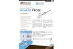 TCR Tecora - Isokinetic Heated Probes - Brochure