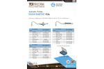 TCR Tecora - Isokinetic Sampling Kit - Datasheet