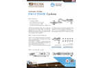 TCR Tecora - Model PM10 - Stack Cyclone - Datasheet