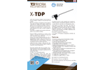 TCR Tecora X-TDP Twin Dilution Probe - Datasheet