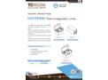 Model EN Acc - Standards Isokinetic Heated Probe - Datasheet