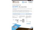 Model US-EPA - Isokinetic Heated Probe - Datasheet