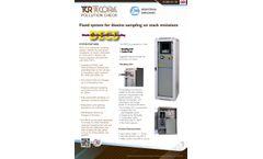 TCR Tecora DECS Fixed System for Dioxins Sampling on Stack Emissions - Datasheet