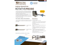 TCR Isokinetic Heated Rotative Probe - Brochure