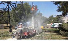 Comacchio - Model GEO 205 - Hydraulic Drilling Rigs