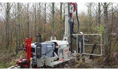 Comacchio - Model GEO 300 - Hydraulic Drilling Rigs