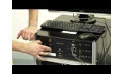 Spectronus Set-up: Stage 6 - Video