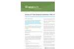 Ecotech Serinus - Model 57 - Total Reduced Sulphides (TRS) Analyser - Brochure