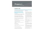 Ecotech Aurora - Model 1000 - Integrating Nephelometer - Brochure