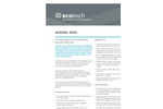 Ecotech Aurora - Model 3000 - 3 Wavelength Integrating Nephelometer - Datasheet