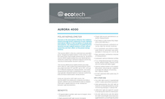 Aurora 4000 Integrating Nephelometer brochure