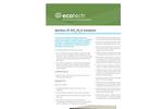 Serinus 51 H2S/SO2 Analyser Brochure