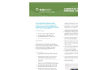 Serinus - Model 30 - Carbon Monoxide Analyser - Datasheet