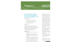 Serinus 30 CO Analyser Brochure