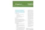 Serinus - Model 50 - Sulfur Dioxide (SO2) Analyser - Datasheet