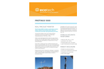 Protinus Light Scattered Based PM Monitor Brochure