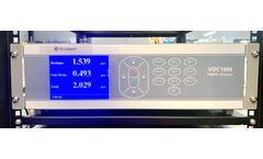Ecotech Acoem - Model VOC1000 - Methane, Non Methane & Total Hydrocarbon Analyser