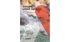 Acoem - Integro™ LIDAR Network - a holistic real-time 3D dust monitoring system