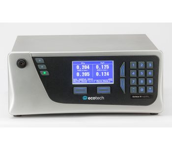 Sulfur Dioxide (SO2) and Hydrogen Sulfide (SO2) Analyser-1
