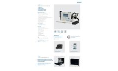 ecom - Model B - Flue Gas Analyser Brochure