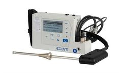 ecom - Model B - Flue Gas Analyser