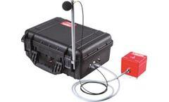 Syscom - Model MR3000BLA in Peli Case - All-In-One Autonomous Motion Recorder