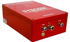 Syscom - Model MR3000DMS - Dam Monitoring System