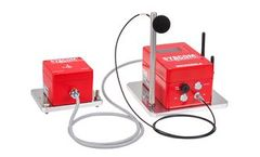 Syscom - Model MR3000BLA in Aluminium Case - Blasting Monitoring System