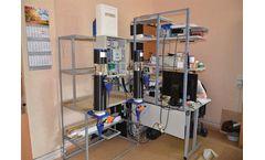 UNITOK - Model AA Module - Automatic Alkalinity Analyzer