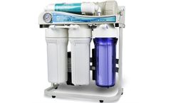 Ozone Purification and Reverse Osmosis Filtration System