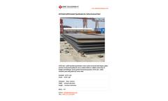 Henan - Model ASTM A36 - Carbon Structural Steel Plate Brochure