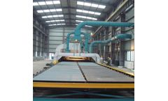 Henan - Model ASTM A283 - Carbon and Low-Alloy High-Strength Steel Plate