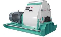 Feed Pellet Machinery Used In The Animal Feed Plant