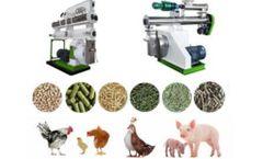 Animal Feed Machine Pellet Making Machinery On Sale