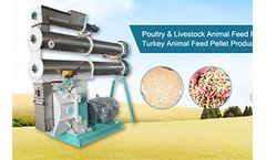 Animal Feed Machine Fusmar Ring Die Pellet Mill On Sale