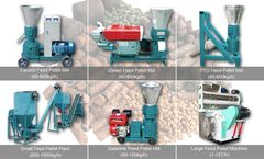 Poultry Feed Pellet Machine Equipment Reduces Feed Costs For Farmers