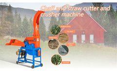 Crushing Machine Straw Crusher Manufacturer