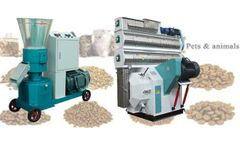 Effect Of Using Inferior Feed Pellet Mill On Pellet Feed