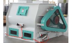 Farm Feed Mixer Machine Application In Feed Plant Is Popular