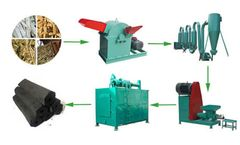 That's What You Should Know Charcoal Briquette Machine Uses In The Charcoal Briquette Production Line