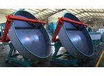 What Is The Process Flow Of Pig Manure Organic Fertilizer In Disc Granulator Machine