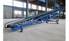 Wide Application Of The Belt Conveyor