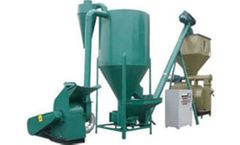 Animal Feed Plant Is The Ideal Equipment To Make Poultry Feed Pellets