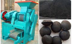 Process Description For Reducing The Breakage Rate Of Briquetting Press Equipment