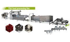 Fusmar - Model floating fish feed pellet machine - Why Choose Floating Fish Feed Machine Fish Feed Pellets