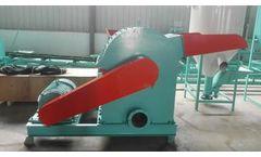 Fusmar - Model SDH-ZW - Animal Feed Hammer Mill For Sale