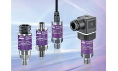 Suco - Model T2 - Robust Pressure Transmitters