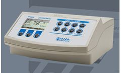 Calibration Check - Model HI 3000 Series - pH/mV/ISE/Temperature Bench Meters